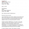 9+ Interesting Authorization Letter Template Examples