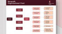 Nonprofit Organizational Chart Template Samples Chart Organizational Charts Template Examples