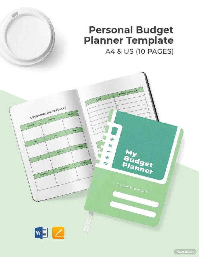 Personal Budget Planner Template Sample Example Budget Personal Budget Template Examples
