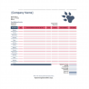 Service Invoice Template Examples