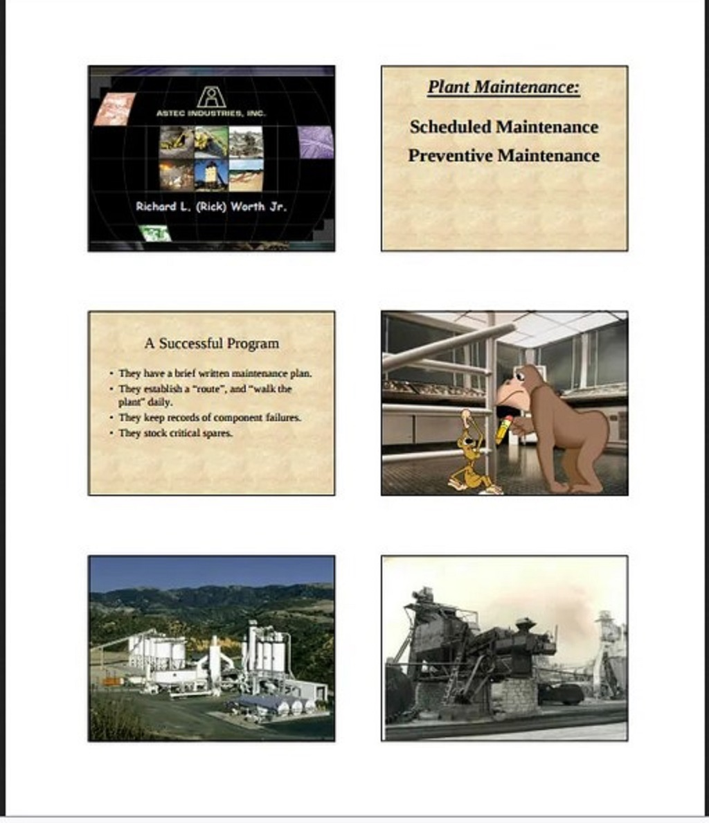 Plant Maintenance Schedule Template PDF Form Sample Preventive Car Chart Machine Pdf Excel  Samples Large