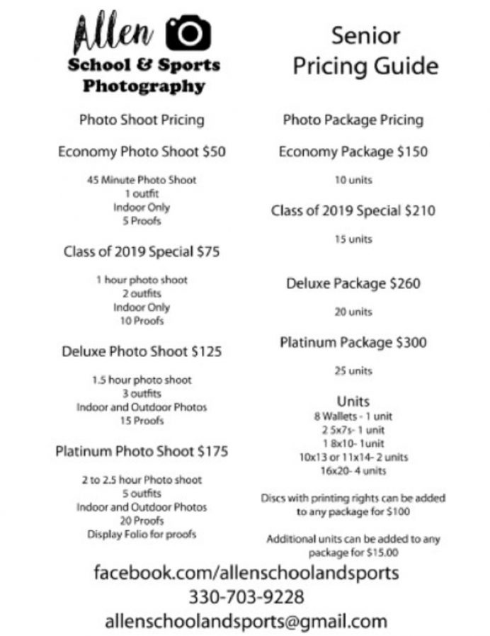 School & Sports Photography Budget Template Form Example Sample Budget Photography Budget Template Examples