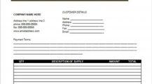 Tax Invoice Template ATO Australia Form Example Sample Invoice Tax Invoice Template Samples