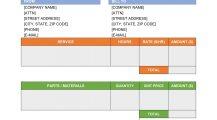 Motorcycle Repair Invoice Word Template Invoice Sample Motorcycle Repair Invoice Template