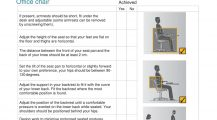 Workstation Ergonomics Assessment Checklist Template PDF Checklist Example Workstation Ergonomics Checklist Template