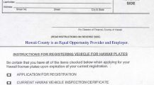 Hawaii Out of State Vehicle Permit Form Template PDF Bill Of Sale Form CSLVMR 40 Hawaii Motor Vehicle Bill of Sale