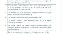 Sample Funeral Celebrants Checklist Template PDF Checklist Example Funeral Celebrant Checklist Template