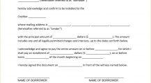 I Owe You Form PDF Sample Agreement I Owe You (IOU) Template Sample