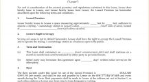 Salon Booth Rental Agreement Form Template PDF Agreement Booth (Salon) Rental Lease Agreement Template Example