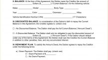 Vehicle Payment Plan Agreement Form Template PDF Agreement Vehicle Payment Plan (Installment) Agreement Template Sample