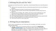 Formal Hiring Checklist Template PDF Checklist Hiring Employees Checklist Template Example