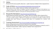 Performance Management Checklist Sample PDF Checklist Performance Management Checklist Sample Template