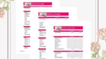 Sample Wedding Budget Spreadsheet Template Budget Wedding Budget Spreadsheet Template